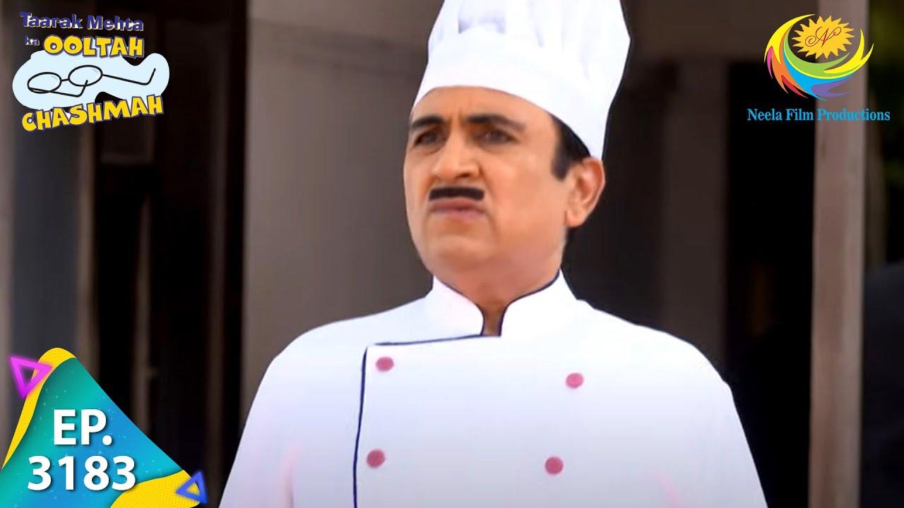 Download Taarak Mehta Ka Ooltah Chashmah - Ep 3183 - Full Episode - 8th June, 2021