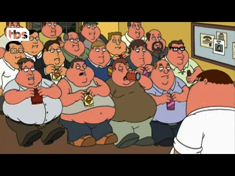 Family Guy: National Association For The Advance Of Fat People (Clip) | TBS