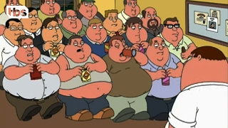 La Asociación nacional para el Avance de la Gente gorda | Family Guy | TBS