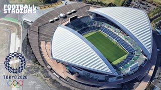 Tokyo 2020 Olympics Football Stadiums