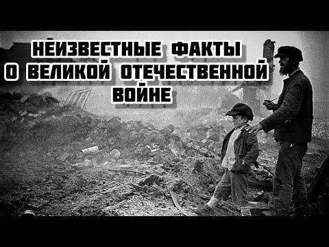 Топ 10 интересных фактов о @Великая Отечественная Война 🔥 про которые Вам не расскажут в Школе  🔥