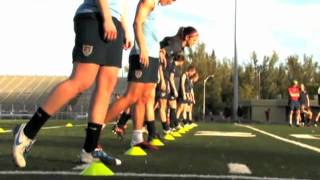 USWNT Training- Sexy and I Know it (original)