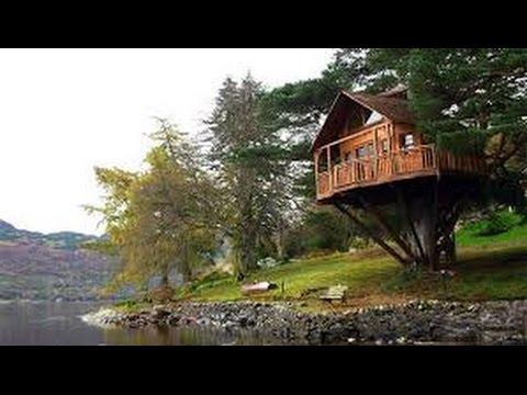 8 minecraft ita costruiamo una casa sull 39 albero youtube - Casa sull albero minecraft ...