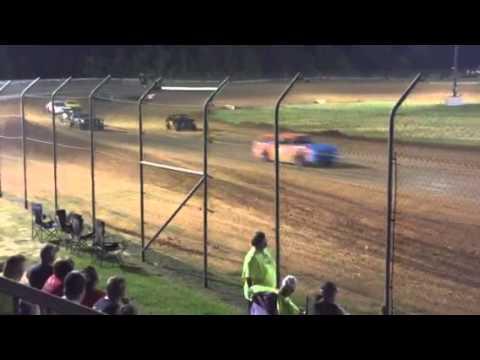 Factory Stock Heat race #3 Ark-La-Tex Speedway 5/16/15
