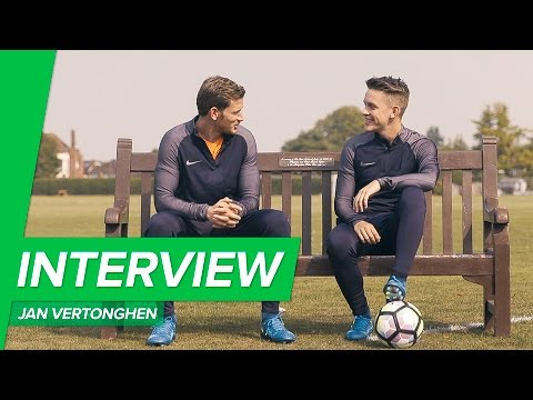Jan Vertonghen talks Nike Floodlight Pack, Magista & header tips with Joltter