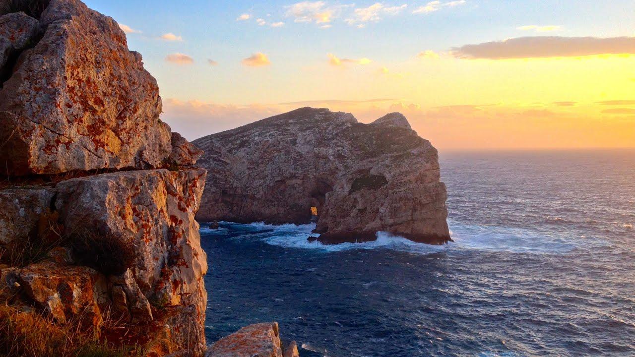 Fall 4k Wallpaper Capo Caccia Alghero Sardegna Costa Ovest Hd Youtube