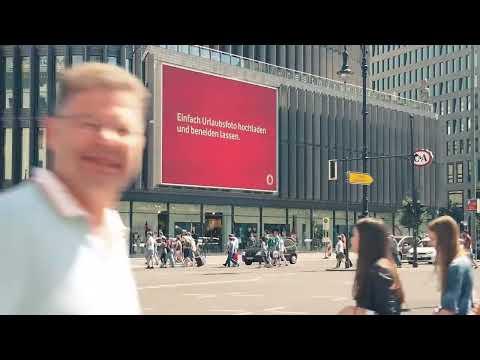Berlin (City West) Kurfürstendamm 227 | Vodafone August 2012