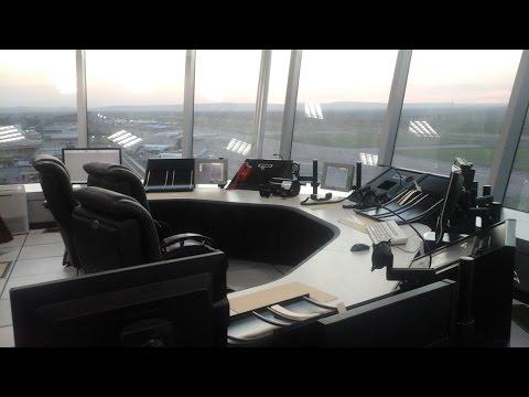 CEPTM: Une journée avec les contrôleurs aériens de l'Aéroport International de N'djili à Kinshasa