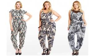 Styling Tips for Plus Size Women Jumpsuits