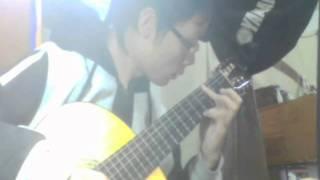 Endless love guitar