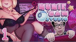 SQUIRTING AND FLIRTING WEBCAM GRILLS  - HunieCam Studio - Part1