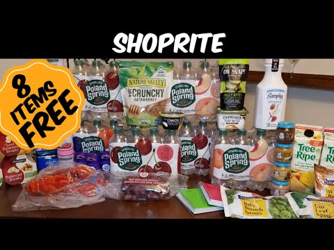 ⚠️SHOPRITE EXTREME COUPONING – 8/09 to 8/15 Free Baby Food & more!!!  #Coupon #SHOPRITE #FREE #WLNLW