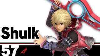 57: Shulk - Super Smash Bros. Ultimate