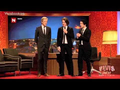 Ylvis - Bård gets a Monk Haircut - IKMY 25.11.14 Eng subs