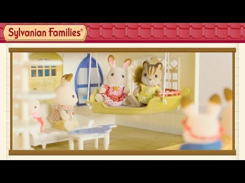 Toys R Us limited Sylvanian Families fun kindergarten friends full set of forest