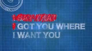 """Where I Want You"" Lyric Video"