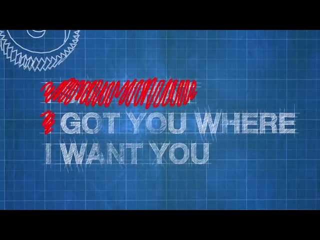"""Where I Want You"" Lyric Video"