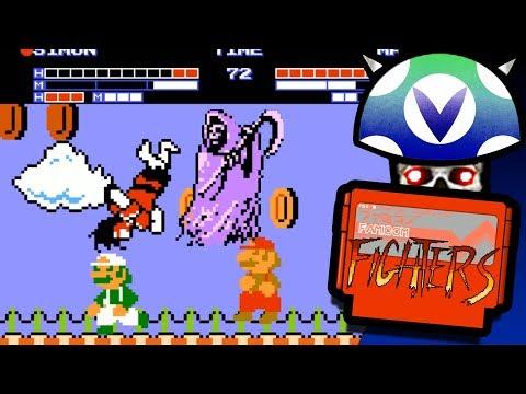 [Vinesauce] Joel - Famicom Fighters ( MUGEN )