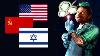Какая медицина лучше - Еврейская, Американская, Советская или Кошачья ?