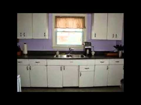 Metal Kitchen Cabinets - Youtube