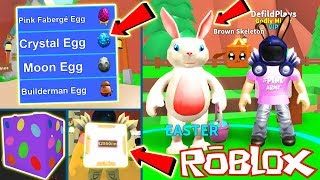 *NEW* EASTER EVENT, FREE LEGENDARY EGG, NEW EASTER ORES AND MORE In Roblox Mining Simulator!