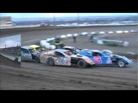 Highlights May 2011 Electric City Speedway