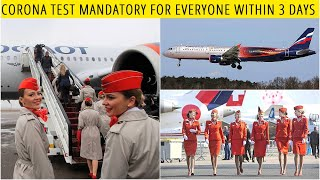WELCOME! Russia Begins Lifting International Flight Restrictions But There Is A Catch....