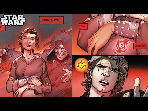 Anakin's Father Finally REVEALED in CANON - Star Wars Theory Comics