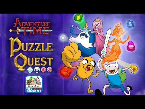 Adventure Time: Puzzle Quest – Go On Rad Quests In The Land of Ooo