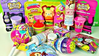 Abriendo Juguetes Sorpresa Slime Molang Smooshy Mushy Shopkins Pikmi pop Hello Kitty Toys|Mundo de J