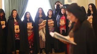 Что ведьмы заклинали Путину на шабаше в Москве