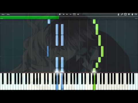 [Synthesia] Diabolik Lovers BGM ~ Blood Waltz (Track 11) (Swimming Pool Scene) [Diabolik Lovers]