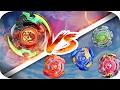 Black Dranzer Vs Beyblade Burst! || Beyblade Battle! video