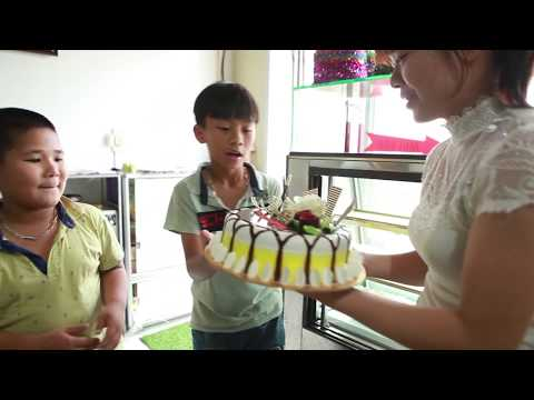 Sky Go To School | Sky and his classmates repaired the classroom