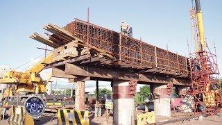 Three Mile new overhead Bridge Construction in KINGSTON JAMAICA