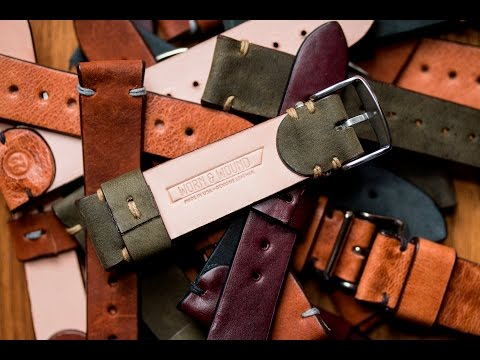 Model 2 Premium Watch Straps by worn&wound
