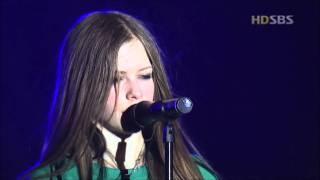 Avril Lavigne - Tomorrow - Live in Seoul Korea 2003 [HD]