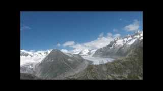 アレッジ氷河