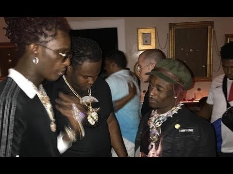 Lil Uzi Vert & Young Thug Freestyle Over Drake Portland Remix