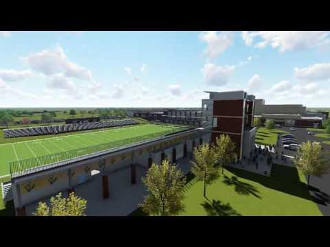 New Spartanburg High School Animation