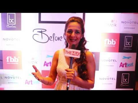 Pooja Ruparel About Pela Adhi Akshar