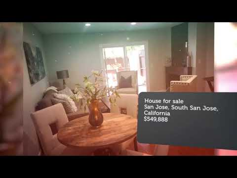 House for sale in San Jose, South San Jose, $549,888