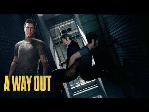 Beide Alternative Enden | A Way Out mit Friend-pass | Livestream  [German/HD/PC/Facecam]
