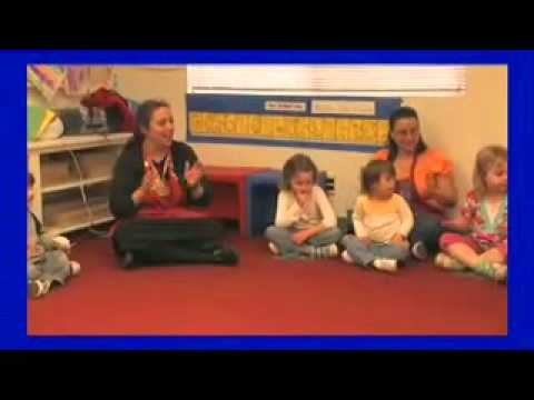 Child care – Early childhood education and care