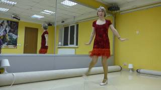 Чарльстон урок 1 Square Dance Kaliningrad Butterfly Dancers
