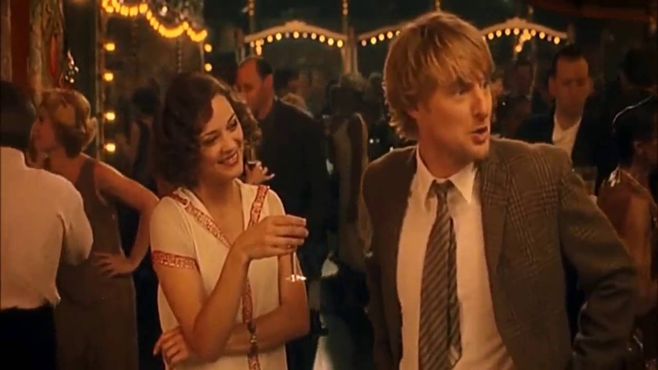 midnight in paris 2011 scene you ever hunted youtube