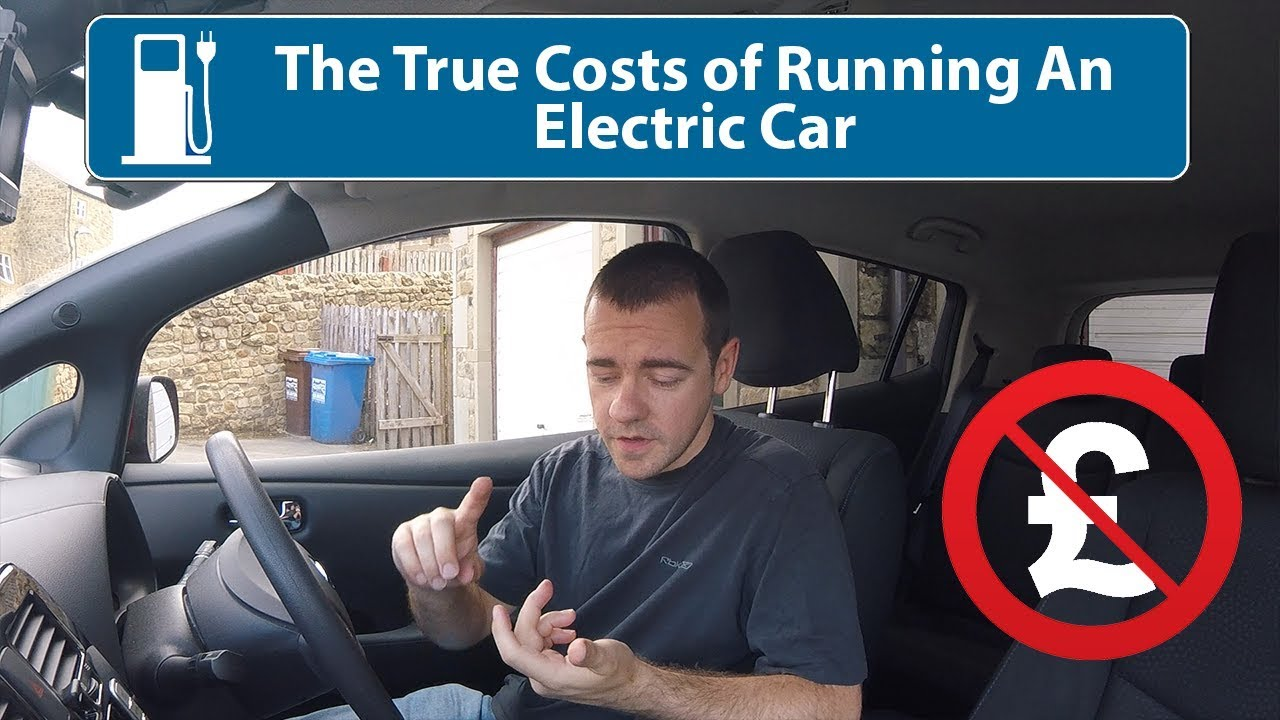 True Running Costs Of An Electric Car