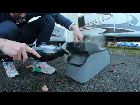 Disaster Detail DEEP CLEAN | Pontiac Montana | SmartWash Victoria