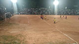 Fight & Final goal all India football tournament