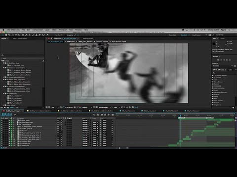 NAB Show 2016: After Effects CC For Motion Graphics & VFX | Adobe Creative Cloud